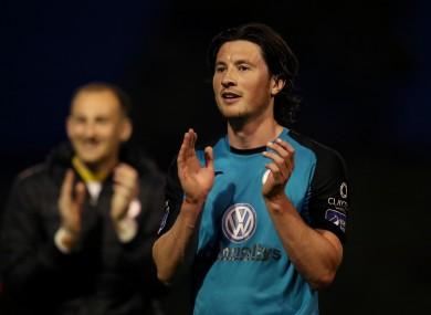 File photo: Ronan Coughlan was on the scoresheet for Sligo.