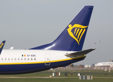 Ryanair staff in Spain could be going on strike.
