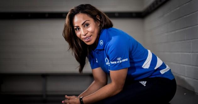'We feel like we belong to something': Leinster driving standards in women's rugby