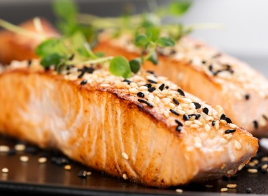 Fish is often overcooked, resulting in a loss of flavour