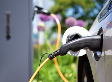 The government plans to have 2,000 charging points nationwide by 2025.