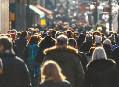 Around 28% of Ireland's population lives in Dublin.
