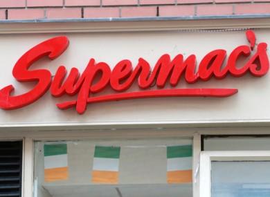 Irish fast food chain Supermac's.