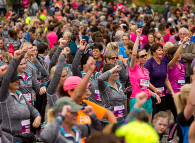 The Women's Mini Marathon is set to take place on 29 September.