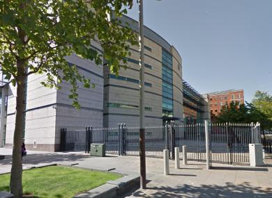 Laganside Crown Court in Belfast