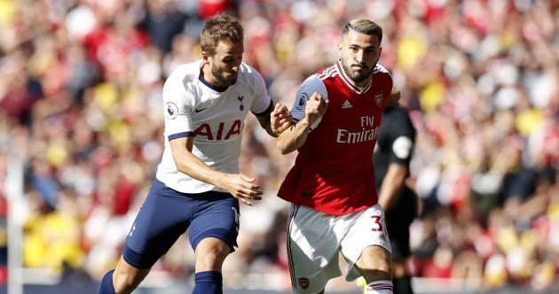 As it happened: Arsenal v Tottenham, Premier League
