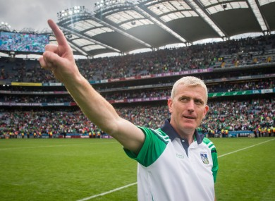 John Kiely has been handed a new two-year term with the Limerick hurlers.