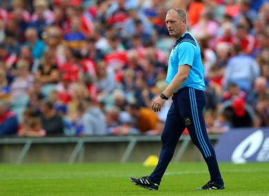 Liam Cahill enjoyed huge success as manager of Tipperary underage teams.