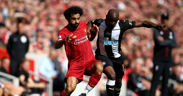 As it happened: Liverpool v Newcastle, Premier League