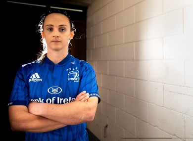 Claffey is gearing up for Leinster's clash against Ulster on Saturday.