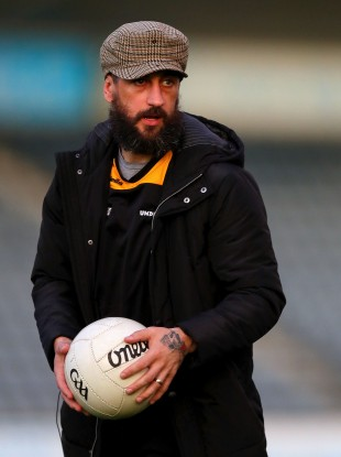 Former Kerry star Paul Galvin.