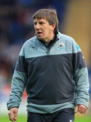 Beardsley parted ways with Newcastle at the start of this year.