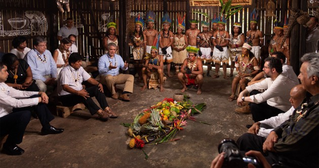 Seven South American countries sign pact to protect the Amazon