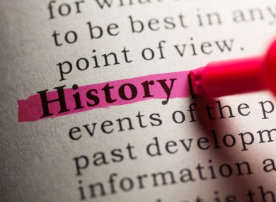 History was made an optional subject under reforms in recent years.