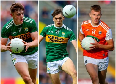 O'Shea, Clifford and O'Neill have all been nominated.
