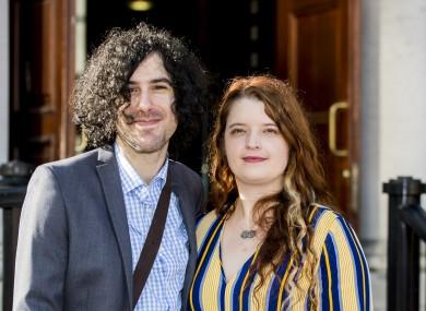 Jake and Emma DeSouza