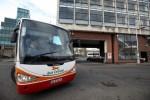 Bus Éireann vehicle.