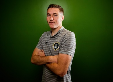 Conor Coventry has been starring regularly for the Ireland U21s of late.