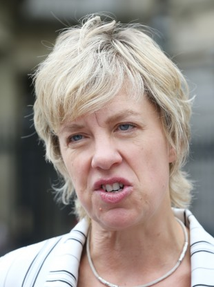 File photo of Labour Senator Ivana Bacik