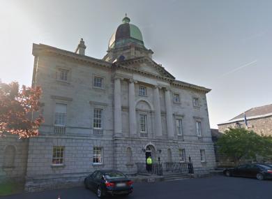 Law Society of Ireland, Blackhall Place, Dublin