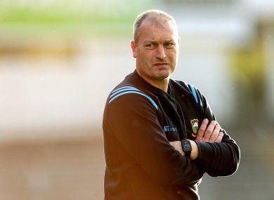 Liam Cahill has taken charge of the Waterford senior hurling side.