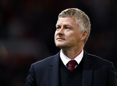 Ole Gunnar Solskjaer has endured a difficult start to life as permanent Man United boss.