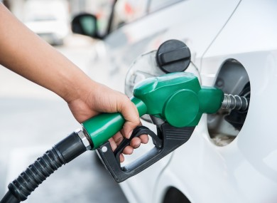 The carbon tax is set to push up the price of petrol and diesel for consumers today.
