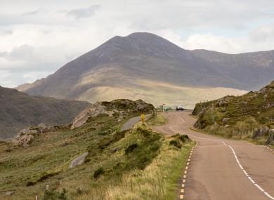 Molls Gap in Kerry. (File photo)