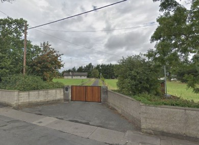 Beechpark, at Scholarstown Road.