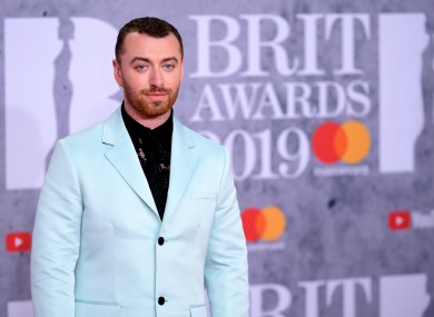 Pop singer Sam Smith came out as non-binary earlier this year
