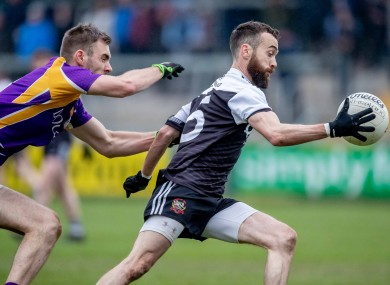 Conor Laverty in action for Kilcoo (file pic).