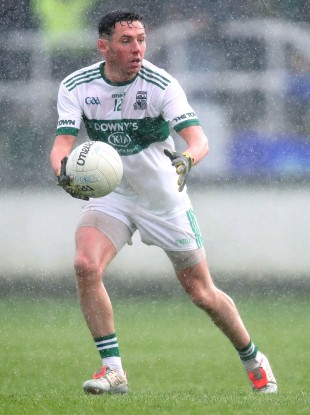 Portlaoise's Craig Rogers was the hero.