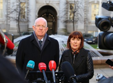 Ministers Flanagan and Madigan welcomed the commencement of the bill.