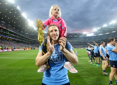 Eoghan O'Gara packed plenty of success into his 11 years with Dublin.