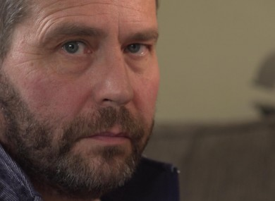 Lunney spoke to the BBC last week and described the vicious attack.