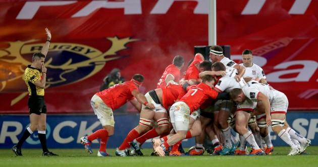 As it happened: Munster v Ulster, Pro14
