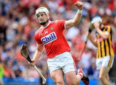The Glen Rovers attacker will captain Cork next year.