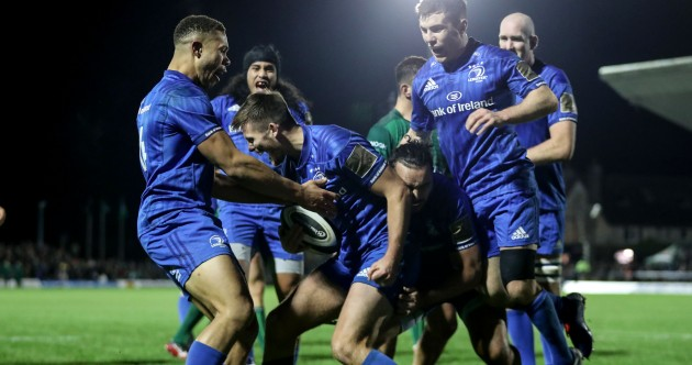 Insult to injury as Leinster crush Connacht in Galway