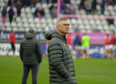 Stade Francais have struggled this season.