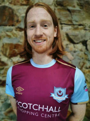 Hugh Douglas is now a Drogheda United player.