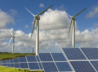 By 2030, Ireland's electricity supply should mainly be relying on wind and solar energy.
