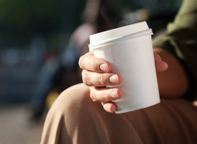Coffee shops will have to set out the cost of coffee as well as the additional charges for the cup.