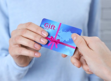 Gift vouchers will now not expire until five years after purchase.