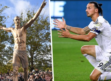 Zlatan Ibrahimovic's move to Hammarby has not proved to be universally popular.