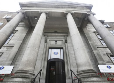 Department of Justice & Equality in Dublin.