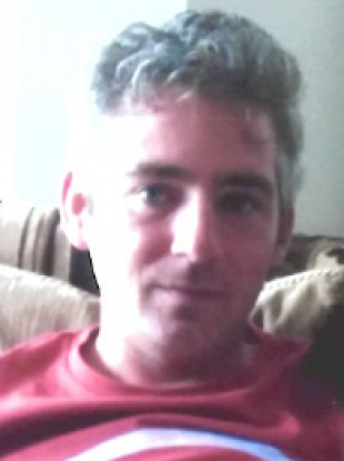 Missing person Andrew Brady.
