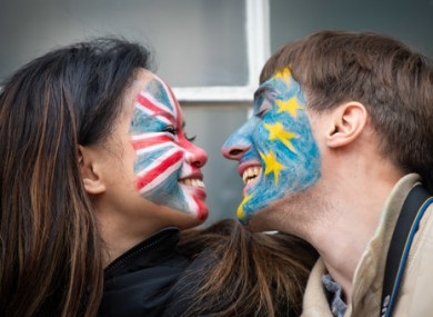 European Commission vice president Frans Timmermans has written a 'love letter' to the UK over Brexit.