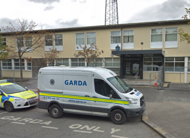 Two people are being detained at Crumlin garda station in relation to the seizure.