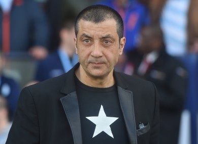 Boudjellal is staying on as club president of Toulon.