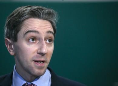 Harris described it as a landmark day for patients in Ireland.